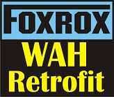 Foxrox Wah Retrofit Kit